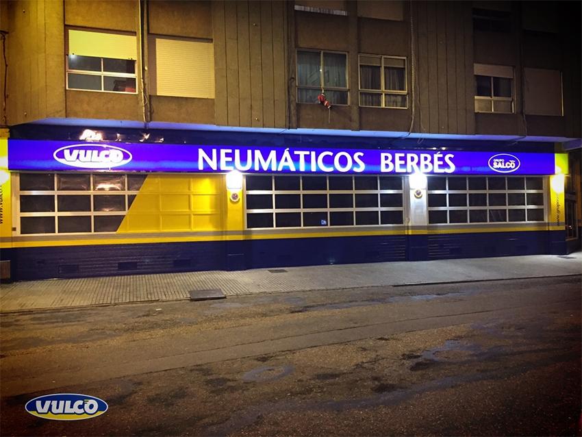 NEUMATICOS BERBES BENAVENTE