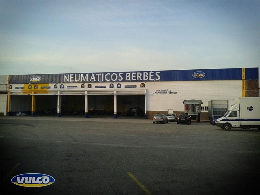 NEUMATICOS BERBES PORRIÑO