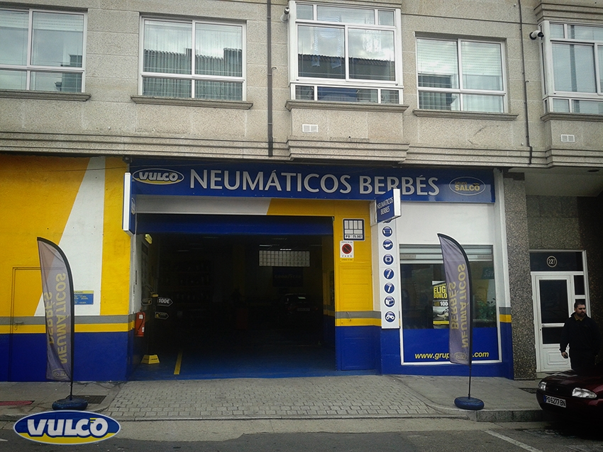 NEUMATICOS BERBES RAMON NIETO
