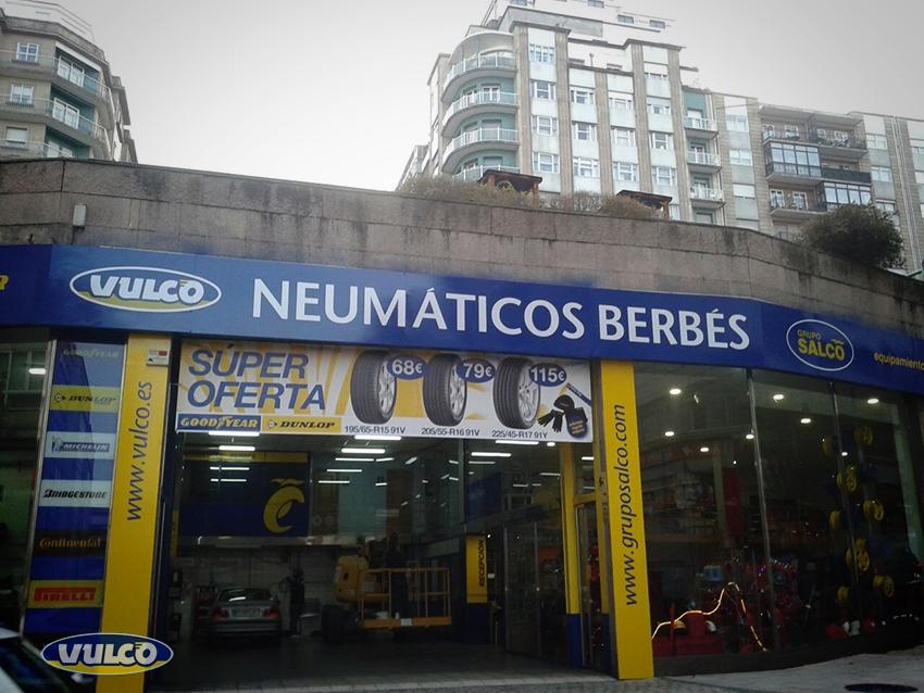 NEUMATICOS BERBES VENEZUELA