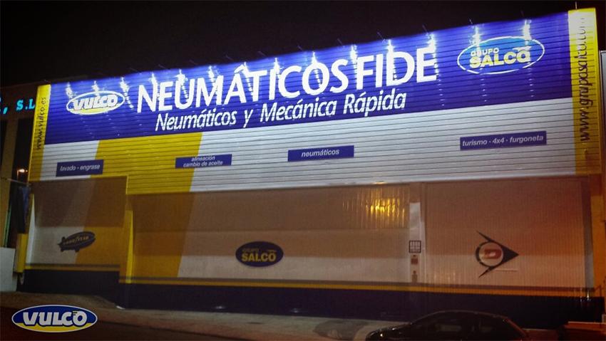 NEUMATICOS FIDE O BAO