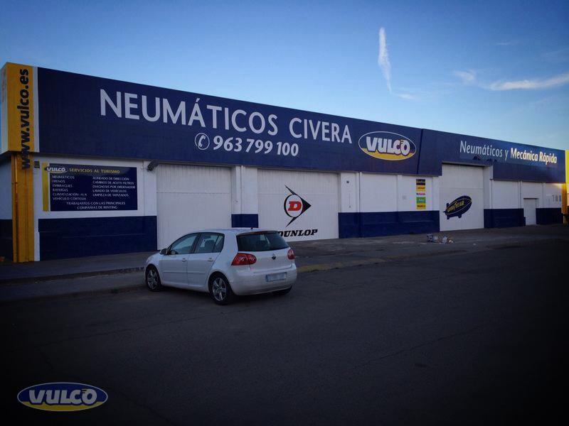 NEUMÁTICOS CIVERA