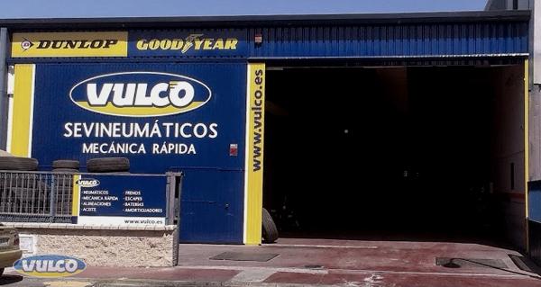 SEVINEUMATICOS (Alcalá de Guadaira)