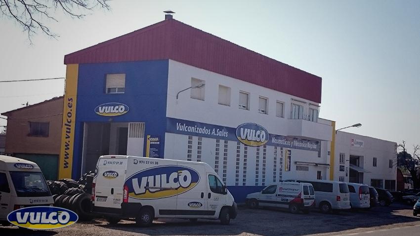 VULCANIZADOS ÁNGEL SALES