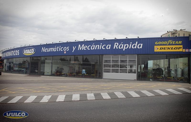 EUROPEA DE NEUMATICOS