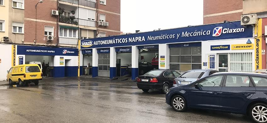 AUTONEUMATICOS NAPRA
