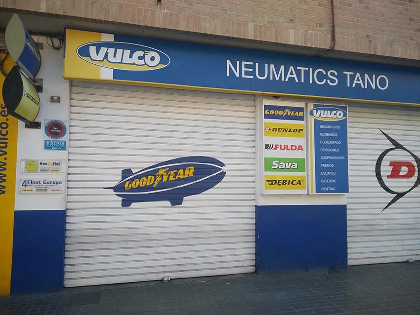 NEUMATICS TANO