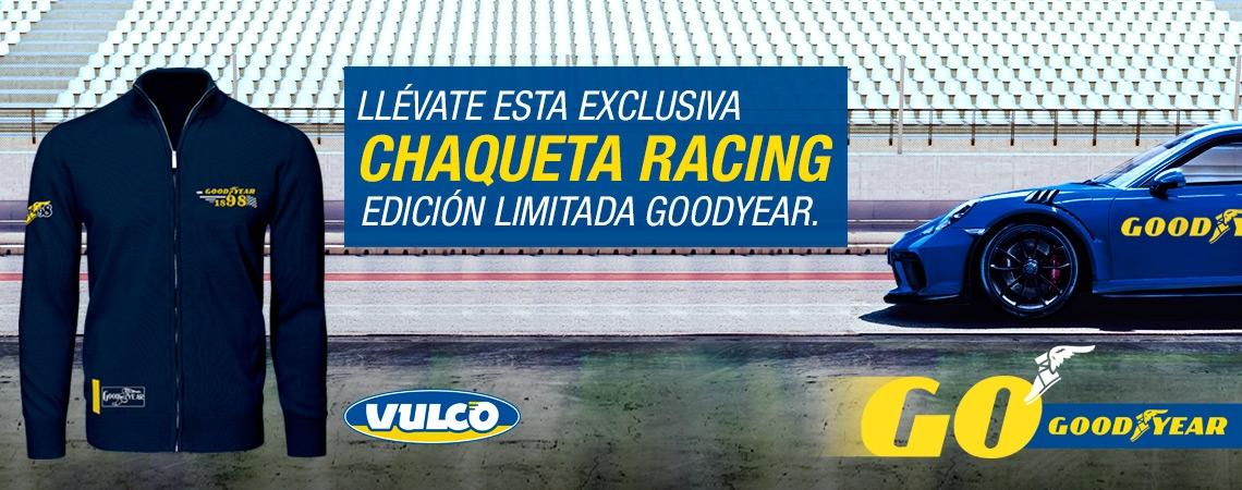 Chaqueta Racing Goodyear (Campaña Otoño)