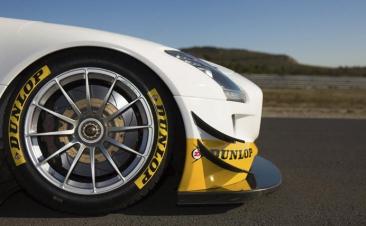 Dunlop fabrica sus neumáticos en tres fases