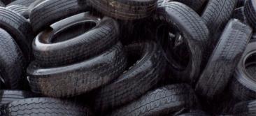 La OCU desaconseja la compra de neumáticos usados