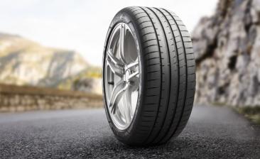 Nuevo Goodyear Eagle F1 Asymmetric 3, ultra altas prestaciones para coches exigentes