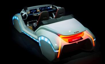 Tu coche del futuro tendrá su propio cerebro