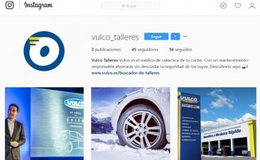 Vulco ya está presente en Instagram