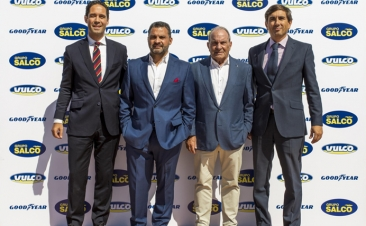 Vulco y Grupo Salco seguirán trabajando juntos para ti