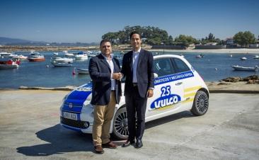 Vulco lleva sus coches de sustitución a dos nuevos talleres