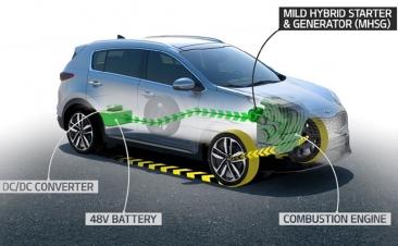 ¿Conoces los coches microhíbridos?