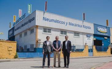 Vulco y Sevineumáticos renuevan su alianza con novedades