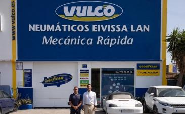Vulco aterriza en Ibiza con Eivissa Lan