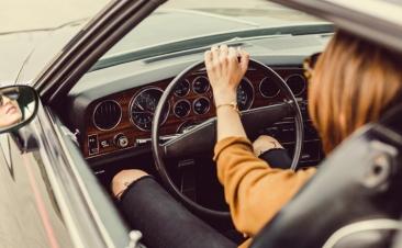 Cómo sentarte bien al volante