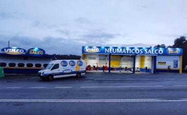 Vulco y Grupo Salco abren un nuevo taller en Carballo (A Coruña)