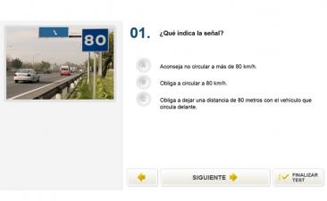 Estas son las diez señales que más se fallan al preparar el examen de conducir