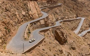 ¿Sabes cómo situarte para tomar una curva?