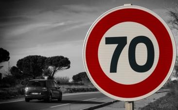 Así serán los nuevos límites de velocidad en ciudad