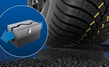 Cuatro razones para elegir neumáticos de invierno