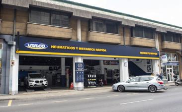 Vulco extiende su red a Santander con Roberto Motor