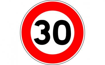 Los nuevos límites de velocidad en ciudad están a la vuelta de la esquina