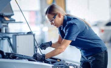 Tres averías que harán que tu coche pierda gasóleo