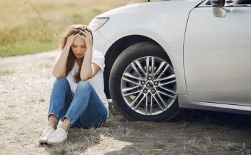 Seis consecuencias de conducir estresado