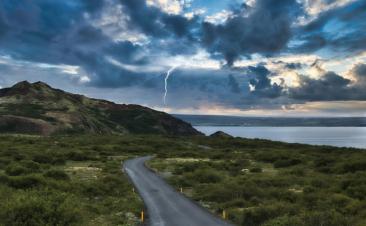 Cuatro consejos para conducir con tormenta