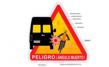 La nueva señal que verás en muchos camiones