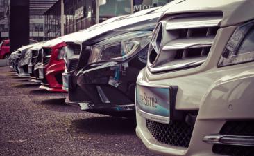 ¿Quieres saber qué marca de coches reina donde vives? Un mapa te lo muestra