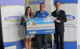 Vulco entrega los cruceros a los ganadores de su concurso de verano