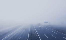 ¿Sabes cómo conducir con niebla?