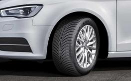 ¿Sabes cuánto pueden alargar la frenada unos neumáticos de baja calidad?