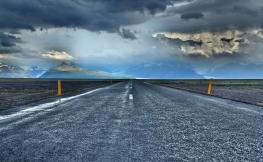 ¿Has circulado por carreteras con sal? Lava tu coche cuanto antes