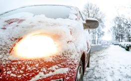 Así afectan las megaolas de frío a los coches