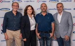 Vulco y Grupo Claxon renuevan su acuerdo en la zona centro