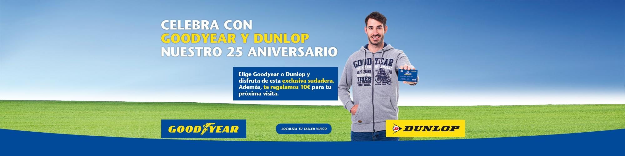 Sudadera Goodyear + 10€