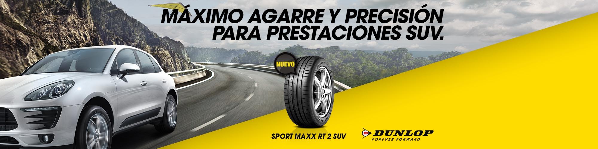 Dunlop Sport Maxx RT 2 SUV