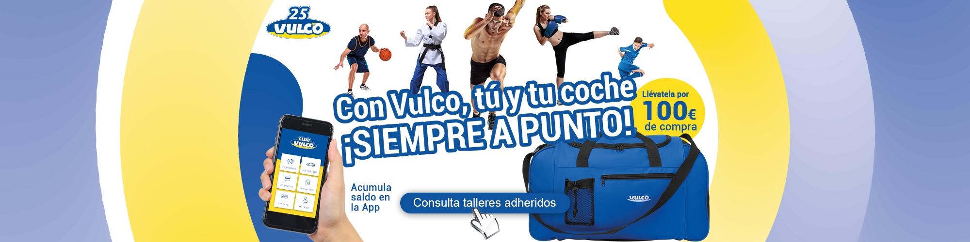 Bolsa de deporte Vulco