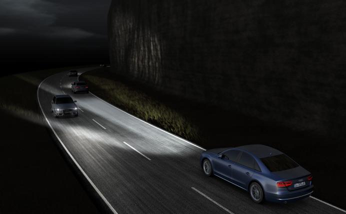 Iluminación, clave para conducir seguros en invierno