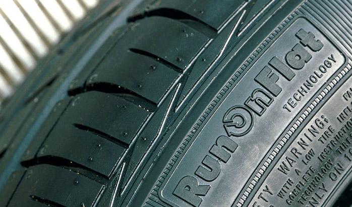 Goodyear RunOnFlat, neumáticos resistentes a pinchazos