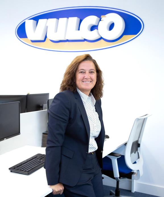 Margarita Acuñas, nueva responsable de Vulco para España y Portugal